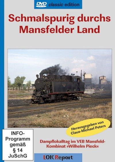 Schmalspurig durchs Mansfelder Land
