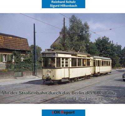 Mit der Straßenbahn durch das Berlin der 60er Jahre Teil 4