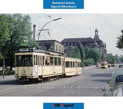 Mit der Straßenbahn durch das Berlin der 60er Jahre Teil 6