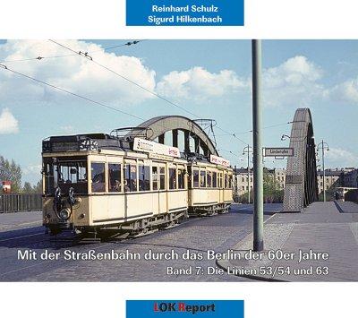 Mit der Straßenbahn durch das Berlin der 60er Jahre Teil 7
