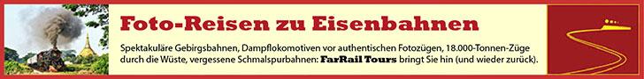FarRail Tours