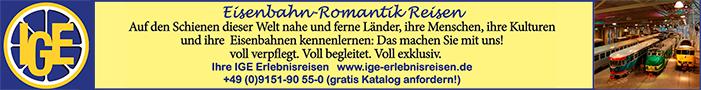IGE Erlebnisreisen und Reiseservice GmbH