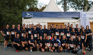 cargo partner BusinessRun 2017