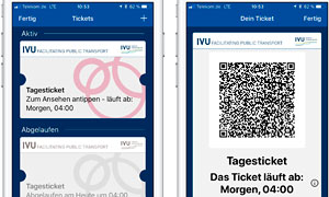 PM IVU IT Trans 2018 IVU ticket app