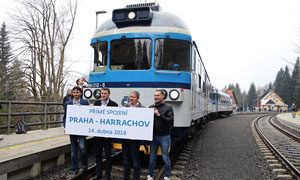 Train Harrachov 1