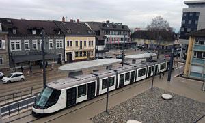 Lok Report Hessen Mit Den Eswe Verkehrsbetrieben Von