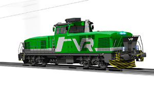 stadler vr locomotives
