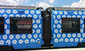 2020 fahren neue Züge auf der Zollernbahn – leider mit alter Technik