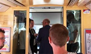 Lok Report Baden Württemberg Tram Von Kehl Nach Straßburg