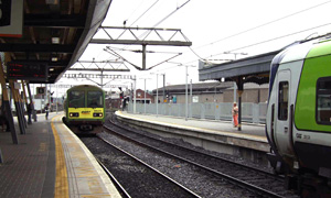 DART 8601 Dublin=Connolly0 06 08 16