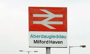 BR Milford=Haven 15 06 12