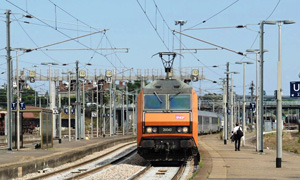 SNCF 26043 IC5955 Nevers 3 14 06 14