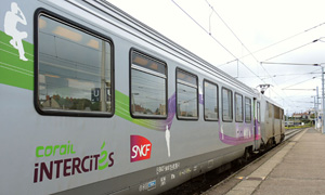 SNCF 126012 IC 5910 Nevers 7 15 09 19