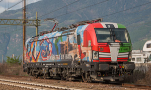 TXL Lok 'Connected by Rail' © TX Logistik