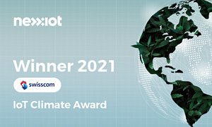 Nexxiot Swiss Climate Award