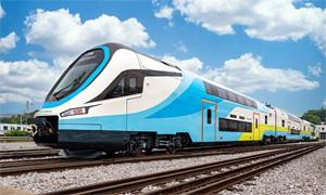 LOK Report - CRRC: Rollout des neuen WESTbahn-Zuges