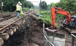 17.07.2021 - LOK Report - Belgien: Plan zur Wiederherstellung des Bahnverkehrs in Wallonien