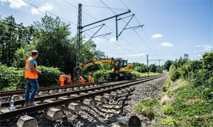 23.07.2021 - LOK Report - Deutsche Bahn: Zwischenbilanz nach Flutkatastrophe